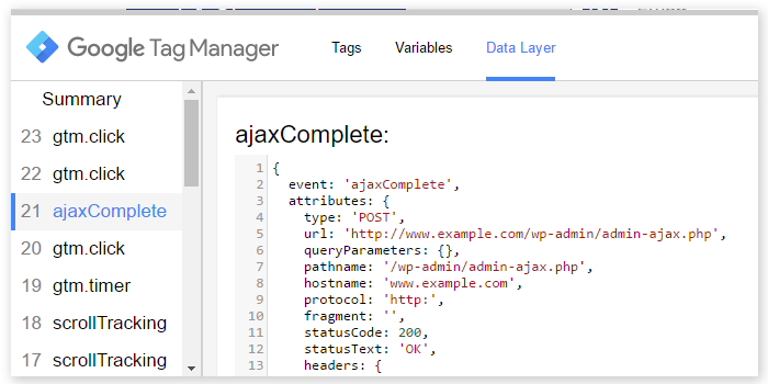 Google Tag Manager AJAX Form Tracking (Updated in 2018
