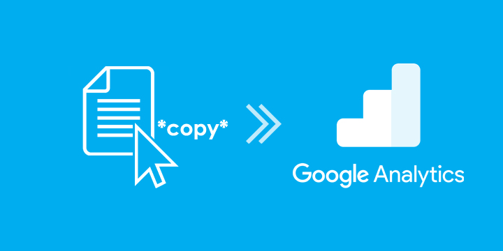 Copy Text Tracking Recipe for Google Tag Manager