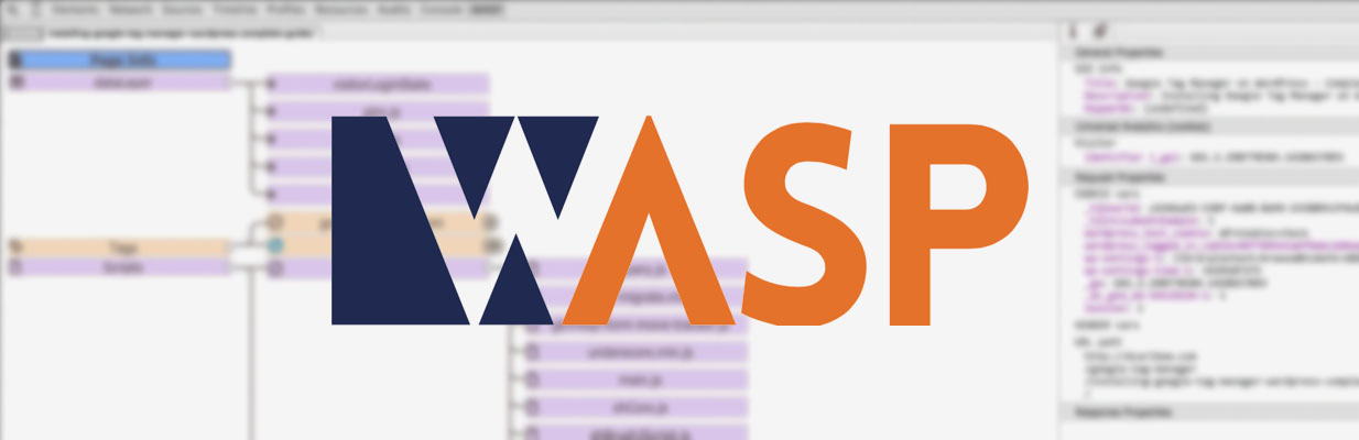 wasp - web analytics solution profiler