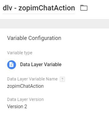 zopimChatAction variable