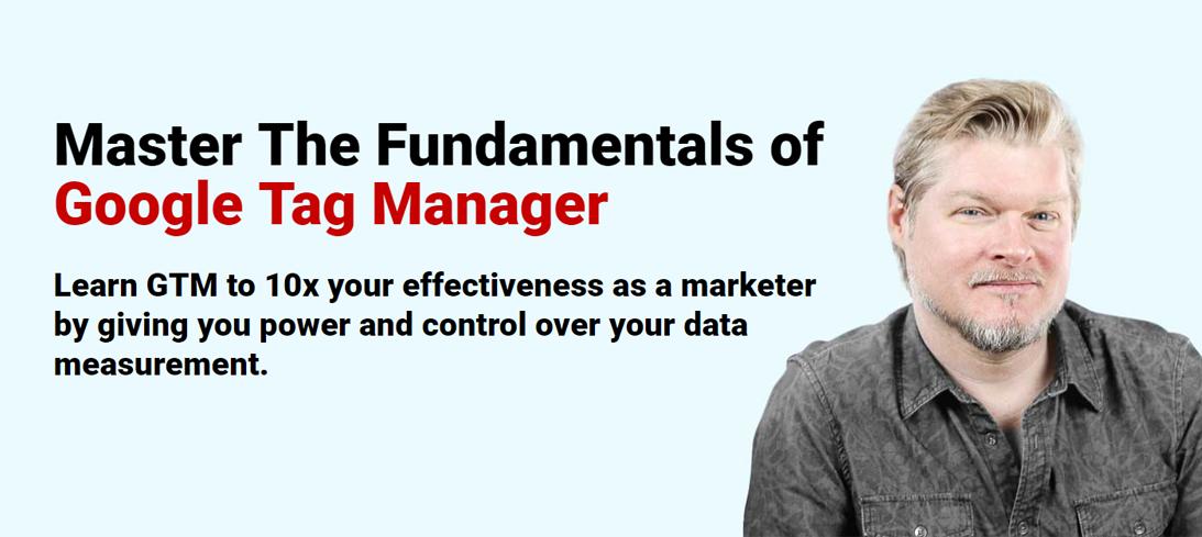 Chris Mercer Google Tag Manager