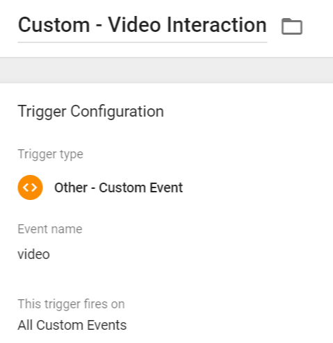 track vimeo player with google tag manager