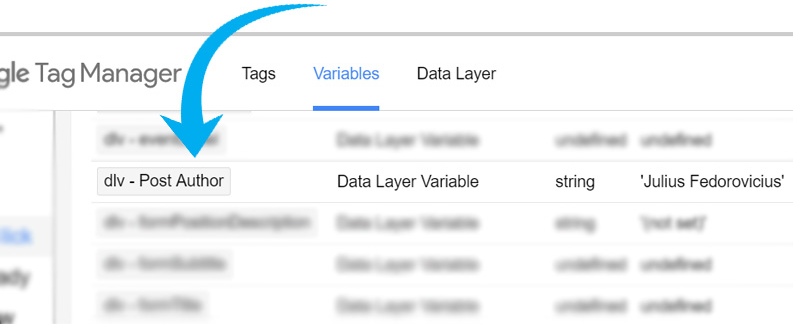 Data Layer Variable in Preview and Debug console