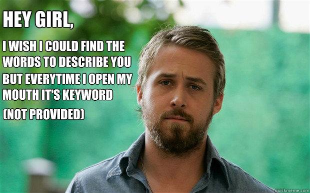Ryan Gosling Keyword Not Provided