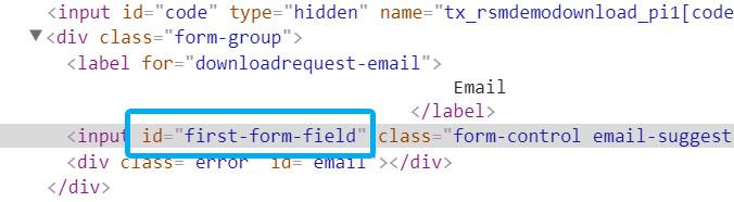 Form ID