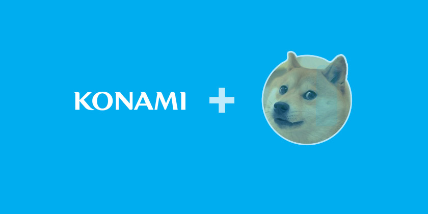 Doge Konami Code Recipe for Google Tag Manager