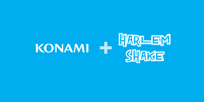Harlem Shake Konami Code Recipe for Google Tag Manager
