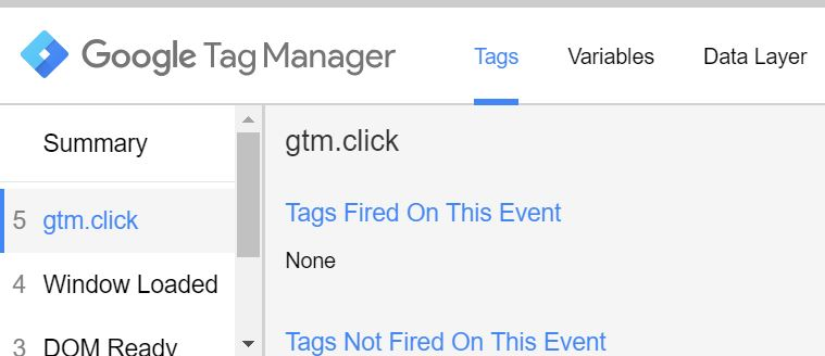 Google Tag Manager Click Tracking: All You Need to Know (2019 edition)