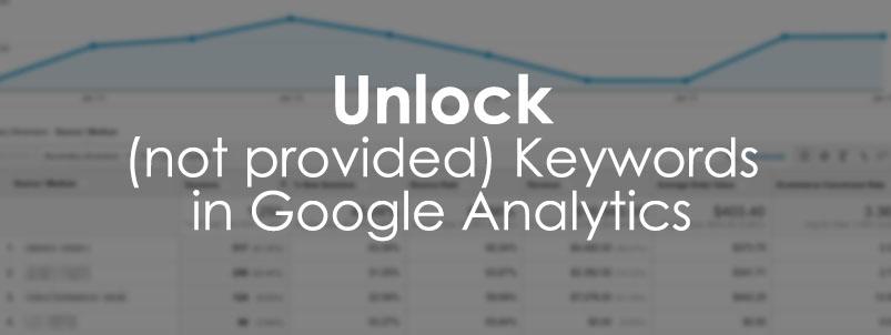Unlock not provided keywords