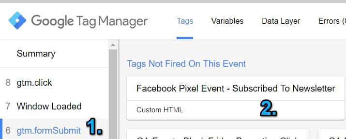 32 Google Tag Manager Debugging and Testing Tips - Analytics