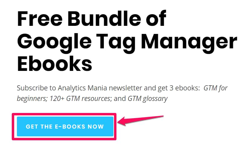 Track element visibility based on text with Google Tag Manager