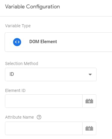 Dom Element Variable In Google Tag Manager Analytics Mania