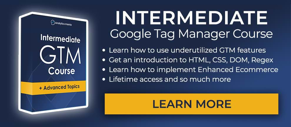 Google Tag Manager Data Layer Tutorial [2019] - Analytics Mania