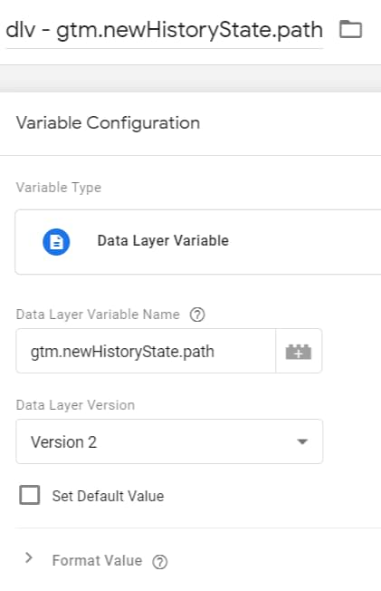 How To Track Single Page Web App with Google Tag Manager - Analytics