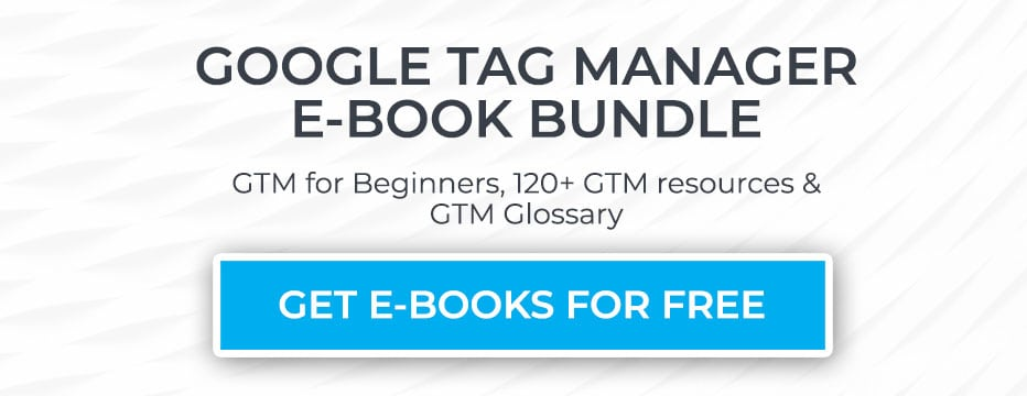 Google Tag Manager Ebook Bundle