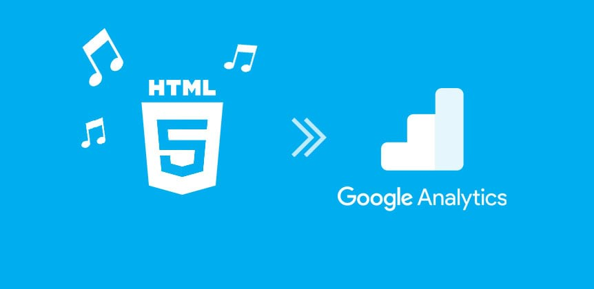 HTML5 audio Tracking Recipe for Google Tag Manager