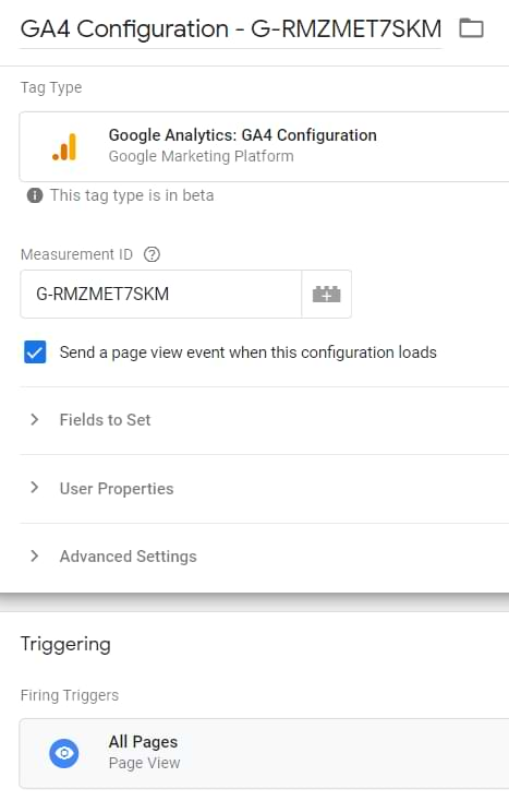 How To Install Google Analytics 4 With Google Tag Manager Analytics Mania